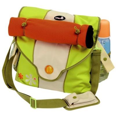 Babymoov чанта за аксесоари - черно-златиста