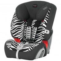 Столче за кола Britax Evolva 1-2-3 plus - Smart Zebra