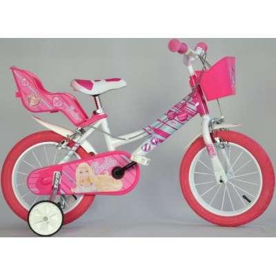 a61256426e5 Dino Bikes детско колело Barbie - 14 инча на топ цена - Detski ...