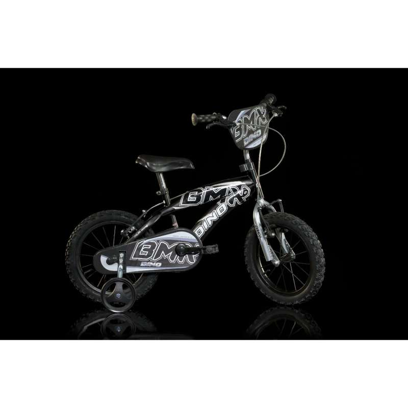 53290347f5d Dino Bikes детско колело BMX 16 инча - черно на топ цена - Detski ...