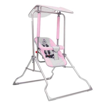 Детска люлка Comfort - розова