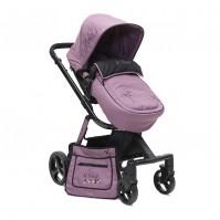 Детска комбинирана количка X-Point Cangaroo-лилава