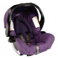 Столче за кола Graco Junior Baby - Blackberry