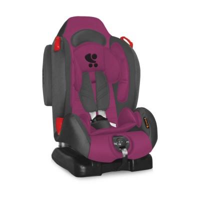 Столче за кола F2+SPS Lorelli 2016 (9-25кг) - Violet&Grey 10070731354