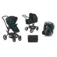Бебешка количка Jane Epic Koos 3в1 2017 - зелена S94
