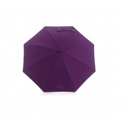 Лилаво чадърче за количка анти УВ защита Jane