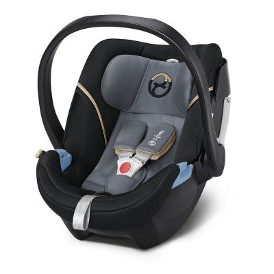 Столче за кола Cybex Aton 5 2017 - Graphite Black 517000119