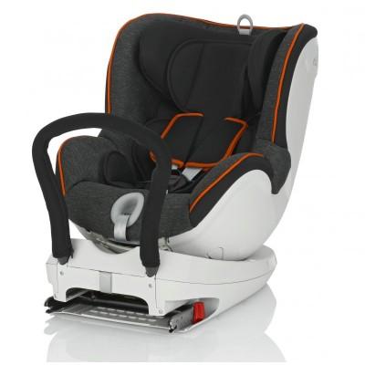 Столче за кола Romer DUALFIX 0-18кг 2017 - Black Marble 4162260