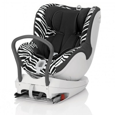 Столче за кола Romer DUALfix 0-18кг - Smart Zebra 4142263