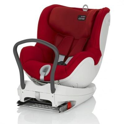 Столче за кола Romer DUALFIX 0-18кг 2016 - Flame Red 4162266