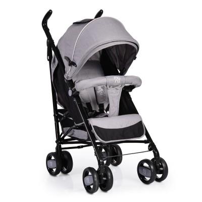 Детска лятна количка Joy Moni - сива 104143