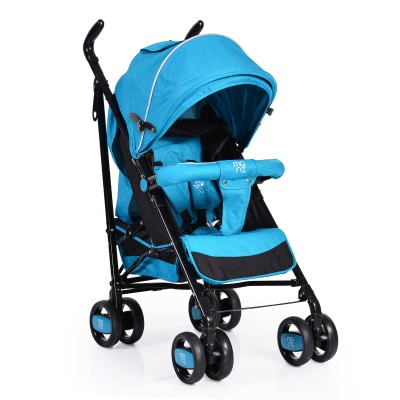 Детска лятна количка Joy Moni - синя 104144