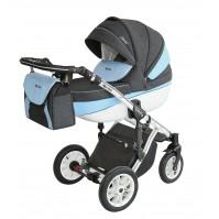 Комбинирана количка Milu Kids Starlet Premium 2в1 - цвят 06