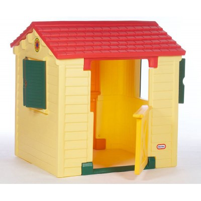 Детска пластмасова къща Little Tikes My First Playhouse 320136