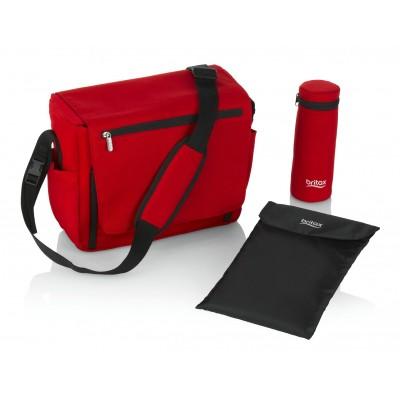 Чанта за колички Britax - червена 4172209.3