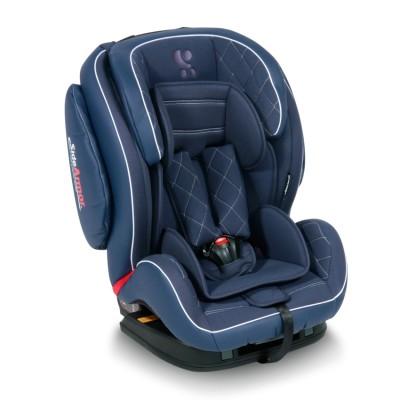 Стол за кола MARS+SPS Isofix 9-36кг Lorelli 2018 - синя кожа 10071071769