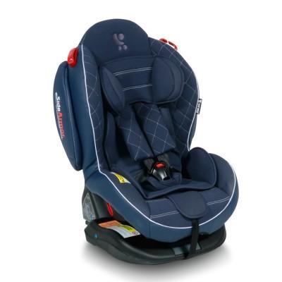 Стол за кола ARTHUR+SPS Isofix 0-25кг Lorelli 2017 - синя кожа 10071061769