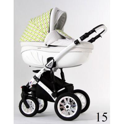 Детска количка Retrus Avenir S-line 3в1 - цвят 15 30554