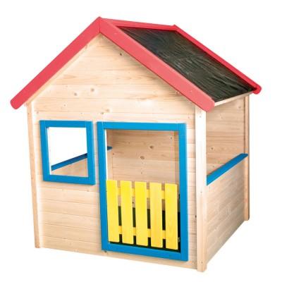 Детска дървена къща Ерик Woody 10110
