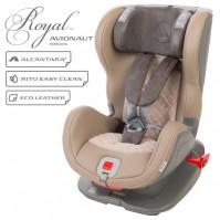 Стол за кола Avionaut Glider Royal - бежово цвят L.02