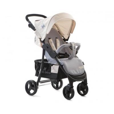 Бебешка количка Kikkaboo Verona 2в1 - бежава 31001020001