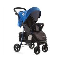Бебешка количка Kikkaboo Verona 2в1 - синя