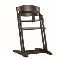 Дървено столче за хранене DanChair - кафяво