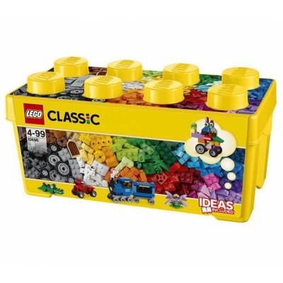 Lego Средна творческа кутия за блокчета LEGO CLASSIC 10696