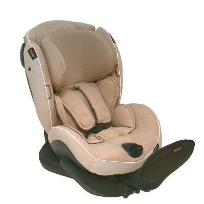 Столче за кола BeSafe iZi Plus 0-25кг - 03 Ivory Mеlange BS532003