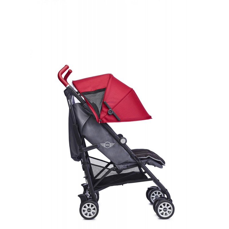 Детска количка MINI By Easywalker Buggy Union Red Limited