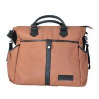 Чанта за аксесоари Divaina - кафява