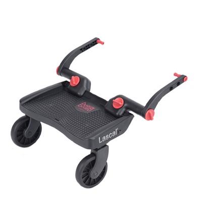Универсална степенка за второ дете Mini - червена LAS-2951