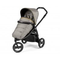 Бебешка количка BOOK SCOUT ELITE COMPLETO Peg Perego - Luxe Grey