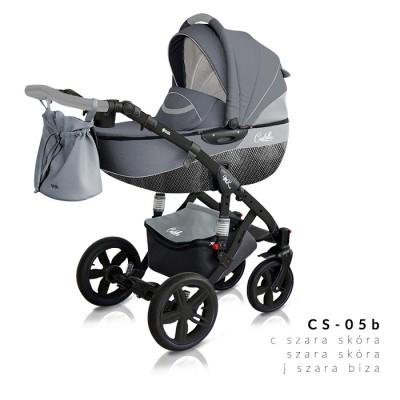 Комбинирана количка Milu Kids Castello 2в1 - цвят 05b 30558
