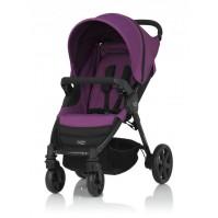 Бебешка количка Britax B-Agile - Mineral Lilac
