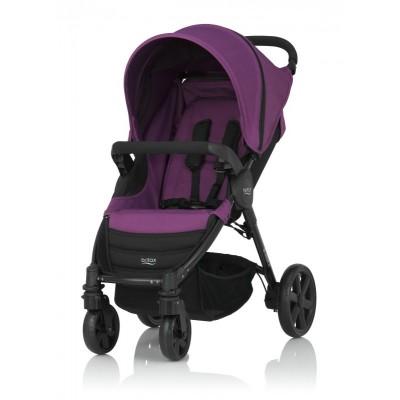 Бебешка количка Britax B-Agile - Mineral Lilac SKU 4172180