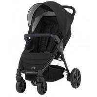 Бебешка количка Britax B-Agile - Cosmos Black
