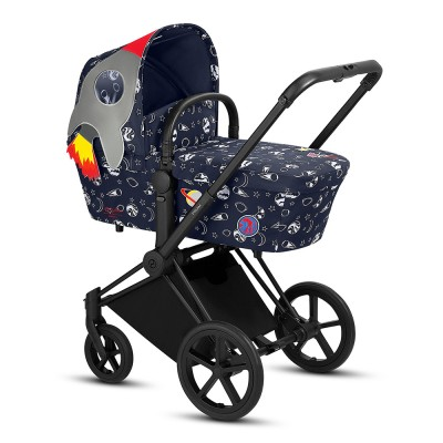 Кош за новородено Cybex Priam Fashion Collection Anna K Space rocket 518001369