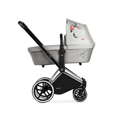 Кош за новородено Cybex Priam Fashion Collection KOI Crystallized 518000019