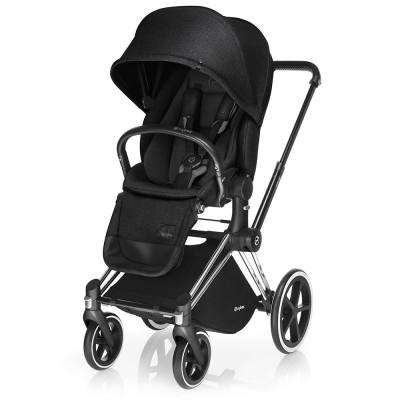 Бебешка количка Cybex Priam Lux Seat 2017 - Stardust Black 517000229