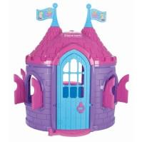 Пластмасова детска къща Замък за принцеси Mochtoys