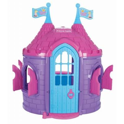 Пластмасова детска къща Замък за принцеси Mochtoys 07963