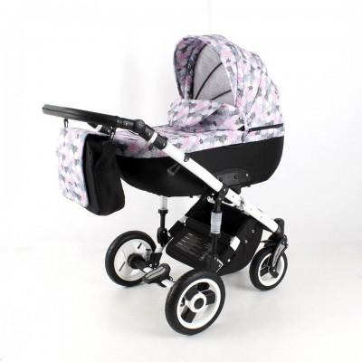 Бебешка количка 3в1 Zarra Ultimo 3в1 2018 - цвят 06 30149