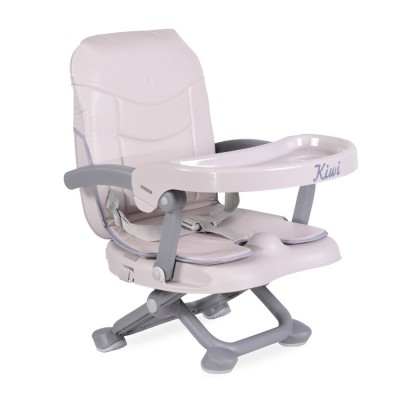 Повдигащ стол за хранене Kiwi Cangaroo - сиво