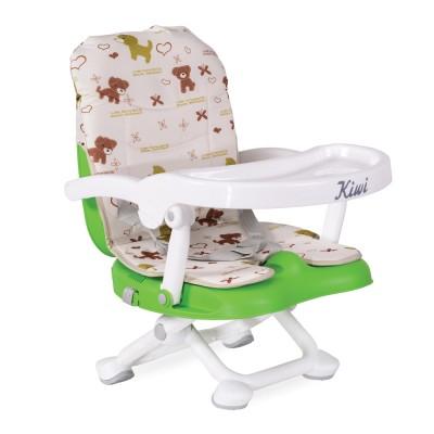 Повдигащ стол за хранене Kiwi Cangaroo - зелено 104131