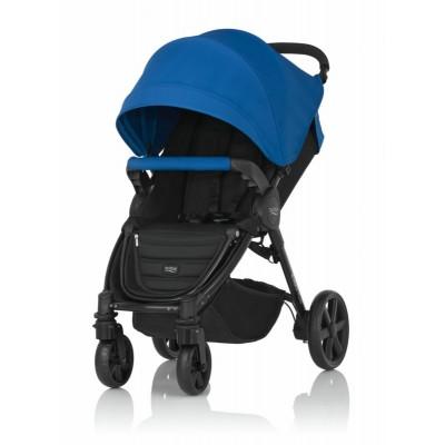 Бебешка количка Britax B-Agile Plus - Ocean Blue 4162304