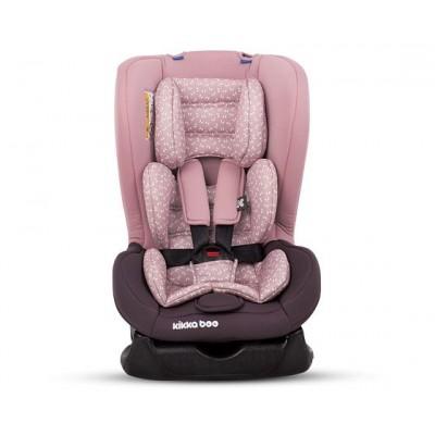 Стол за кола Vintage KikkaBoo 0-18кг - dark pink 31002030009