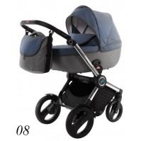 Бебешка количка Tako Jumper 4 2в1 - цвят 08