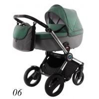 Бебешка количка Tako Jumper 4 2в1 - цвят 06