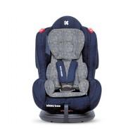 Стол за кола Hood Kikkaboo 0-25кг - Dark blue